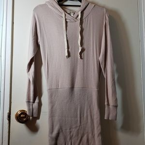 Express hoodie dress